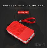 uit Bank 2000mAh van de Macht van de Spreker van Bluetooth van de Reis van de Deur de Mini Draagbare