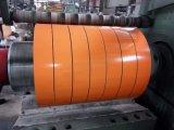 PPGI& PPGL bobinas de acero galvanizado recubierto de color