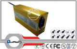 Cargador del oro 21.9V 7A para 6s la batería del litio LiFePO4