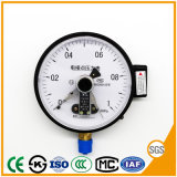 高品質の電気接触の圧力計/Manometer