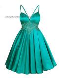Tache Backless Lovemay femmes courte robe de soirée