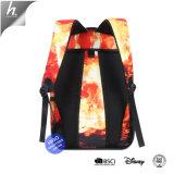 Печать Fulling рюкзак просторные отсеки рюкзак для мужчин