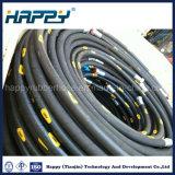 Tubo flessibile di gomma ad alta pressione flessibile dell'acqua