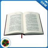 La fábrica de impresión personalizada Encuadernación cosido Tapa dura Libro
