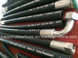 Hochdruckgummiindustrie-Schlauch-industrieller Schlauch