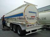 De Semi Aanhangwagen van het Vervoer van de brandstof
