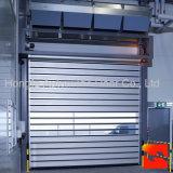 Portello Rated dell'otturatore del metallo del fuoco isolato acciaio automatico (HF-J191)