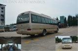 bus di Toyota Coaster Van Passenger Mini di lunghezza di 7.7m con il serbatoio di combustibile 70L