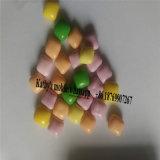 Hot Sale Rainbow billes goût de fruits de bonbons haricots bonbons enrobés