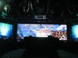 Étalage polychrome d'intérieur de P3.91 HD grand Danceled