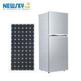 176L refrigerador accionado solar de la C.C. 12V/24V, refrigerador de energía solar