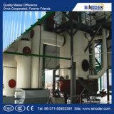 Alta fornace di bambù del bagassa di Effiency/della biomassa del gassificatore per la caldaia/la strumentazione di secchezza