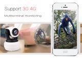 1080P HD drahtlose 3G 4G SIM Karten-Kamera 2.0MP Kamera IP-WiFi mit Bulit im Batteriep2p-Netz-video inländischen Wertpapier
