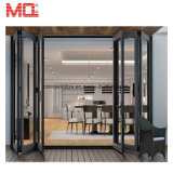 Puerta de aluminio exterior del doblez del BI de la compra de la fábrica del estándar directo de Australia