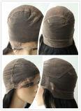 Parrucche piene 100% del merletto di modo diritto del Bob di Short dei capelli umani di Remy/parrucca anteriore del merletto