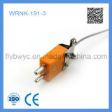 Wrnk-191-3 Thermocouple type K avec fiche