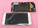 完全なSamsung S6の端スクリーンのための携帯電話LCDスクリーン