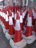 100 cm PE Cones de trânsito para o mercado de atacado de Dubai