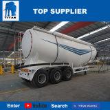 タイタンの手段-バルクセメントの輸送のセミトレーラーの荷を下す40tサイロのセメントタンクBulker