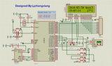Индикация LCD экрана Tn LCD чалькулятора