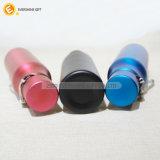 Il Thermos della boccetta di vuoto dell'acciaio inossidabile mette in mostra la bottiglia