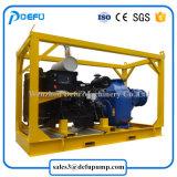 8 인치 - 고능률 디젤 엔진 슬러리 펌프