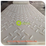 dikke 20mm/de Grootte kunnen de Totale Tijdelijke Mat van de Weg Custom/HDPE van Ketian zijn