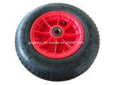 4.00-8 Pneumático do Wheelbarrow com borda plástica