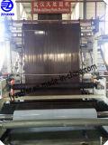 Película protectora blanco y negro para el panel compuesto de aluminio