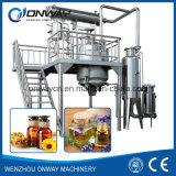 Machine à distiller à distillation à vapeur industrielle à économie d'énergie à haute efficacité électrique Machine à extraire des huiles essentielles