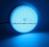 CA subacqueo di illuminazione 24W 12V della fontana di RGB dell'indicatore luminoso del raggruppamento di IP68 LED