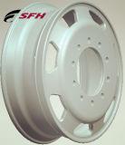 Rotella europea 22.5X8.25 dell'orlo del camion della lega di alluminio