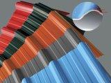 Противокоррозионная составная плитка крыши Asa-PVC
