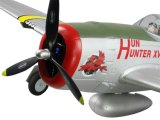 1068956-2.4GHz Ready-to-Fly 1220 RC Plano de Warbird