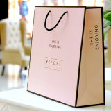 Bolsa de retícula mujer vestido de boda Bolsa de compras la bolsa de embalaje