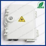 Сердечник 8 Поляк/стена FTTH напольный устанавливая терминальную коробку с Splitter PLC 1*8