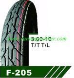 درّاجة ناريّة إطار العجلة 3.50-8, 3.50-10 مع [تّ] و [تل] نوع