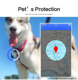 Le GPS+Lbs Pet dispositif de repérage GPS avec bouton panique Pm01