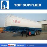 Del titán de gasolina del depósito acoplado 54, 000 litros semi semi del acoplado de petrolero del combustible
