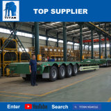 Titan Vehicle Low bed trailer with 40ton trailer for Sale Philippines