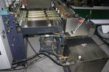 Machine de collage de papier automatique pour la fabrication de livre À couverture dure (YX-850A)