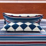 Estilo de Euro 3 conjuntos de roupa de cama de algodão 4 Peças