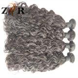 Paquet brésilien noir normal de cheveu de Vierge d'Uprocessed 8A