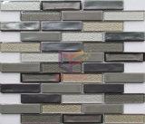 Koel het Bedekken Glas en de Ceramische Strook Gemengde Tegel van het Mozaïek (CFS731)