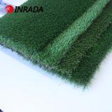 Herbe de support de tissu de pile de la hauteur 40mm PE+PP artificielle pour l'horizontal ou le sport