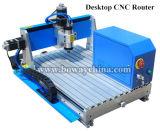 Desktop малое миниое деревянное филируя вырезывание 6090 4060 3040 3020 высекая маршрутизатор CNC гравировального станка