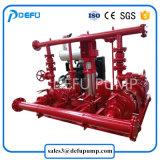 UL 열거된 2000gpm 엔진 - 몬 디젤 엔진 화재 싸움 펌프 포장 경마기수 펌프 가격