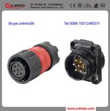 CA Power Socket Connector dell'UL Approved 7pin