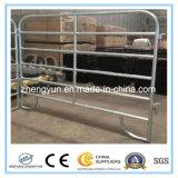 5ftx12FTの頑丈な使用された家畜のパネルか牛ヤードのパネル