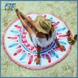 Bohemian esterno della coperta di picnic del tovagliolo di spiaggia della tappezzeria